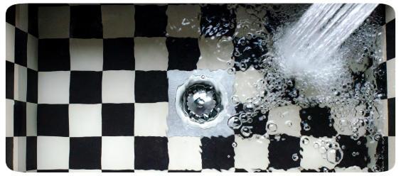 abfluss dusche 564