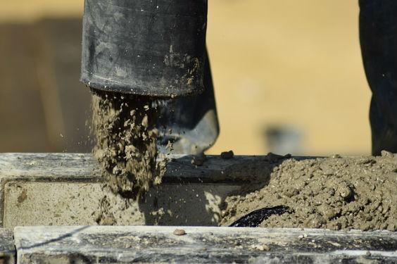 beton pumpe 9l 564