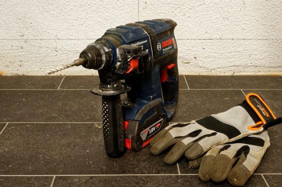 bohrhammer akku handschuhe z3 564