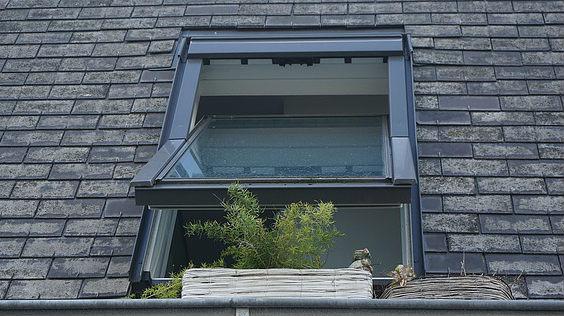 dachfenster grau z2 564
