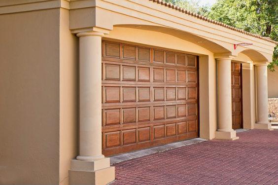 garage beige breit 5 564