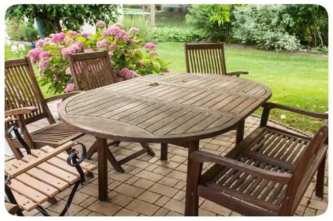 Gartenmobel Zebra Outlet : Gartenmöbel richtig pflegen Tipps für unterschiedliche Materialien