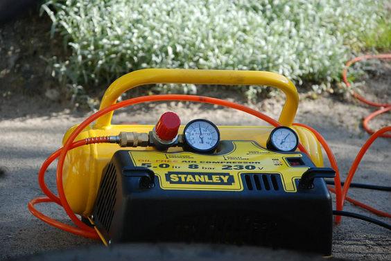 kompressor gelb h4 564