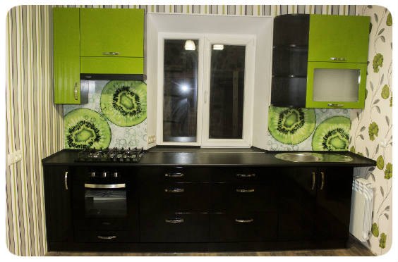 Arbeitsplatte und Fronten in der Küche renovieren oder austauschen