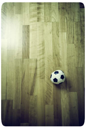 laminat fussball