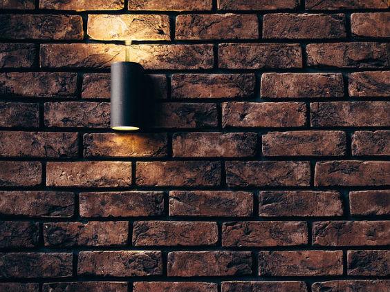 lampe wand klinker cf 564