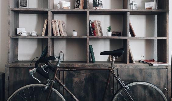 regal fahrrad 564