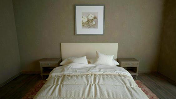 Schlafzimmer renovieren: tapezieren oder streichen?