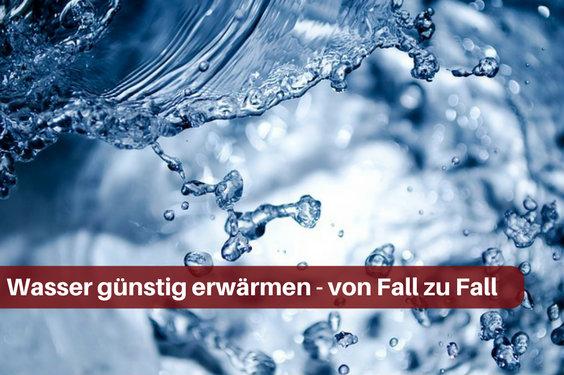 warmwasser erzeugen h1 564