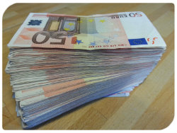 Auszahlung Kredit