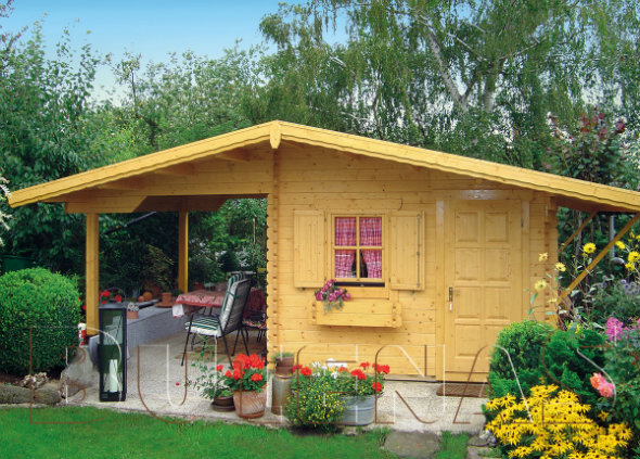 gartenhaus aus holz ratgeber selber bauen anleitung. Black Bedroom Furniture Sets. Home Design Ideas