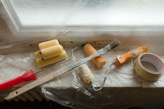 Tipps zum renovieren in den eigenen vier w nden for Renovieren streichen