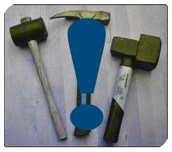 Werkzeug lässt sich auch im Seecontainer unterbringen