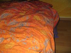 Quietschende Betten können die Lust verderben