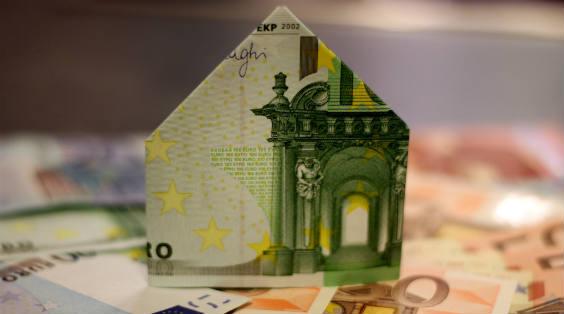immobilie aus geld
