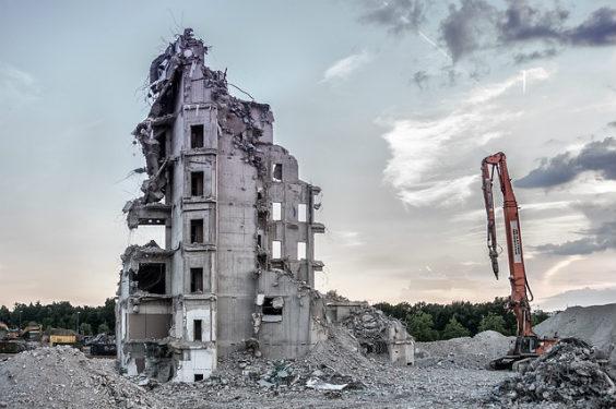 Fabulous Abriss vom Haus – diese 9 Punkte sind beim Abbruch zu beachten QT51