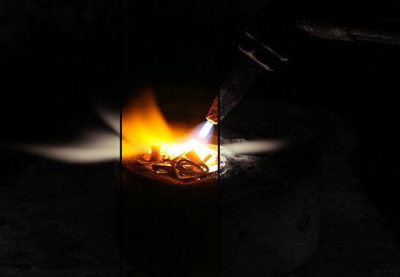 acetyl schweissen flamme 4 564