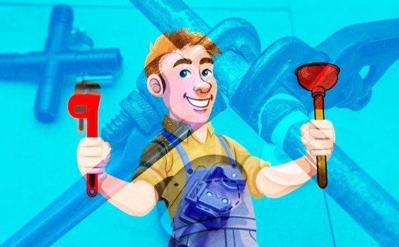 Anlagenmechaniker Installateur Rohre