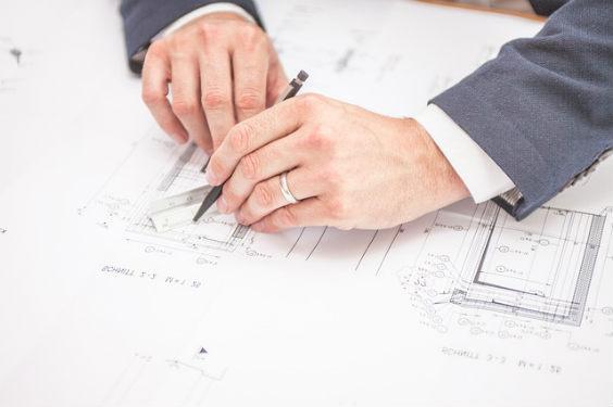 architekt zeichnen skizze t5 564
