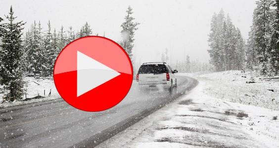 auto winterfest schnee 564