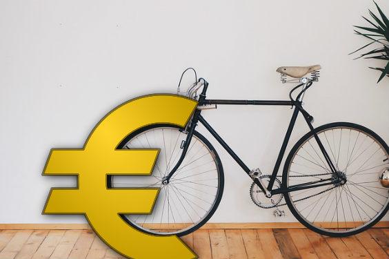 fahrrad versichert euro 564