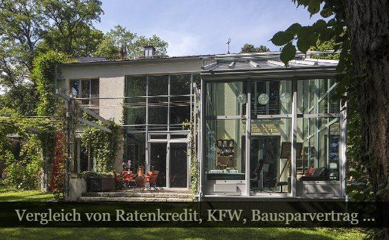 Wintergarten Rasen Haus
