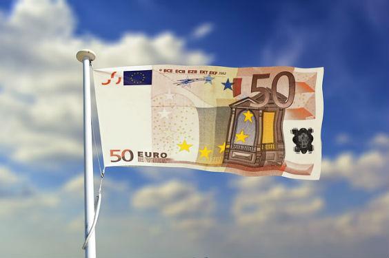 flagge mast 50 euro gg 564