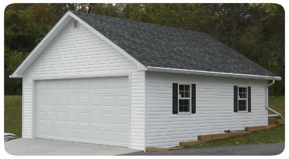 garage weiss 564