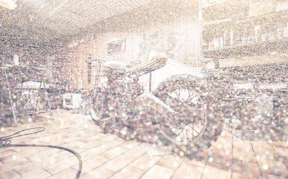 garage winterfest motorrad