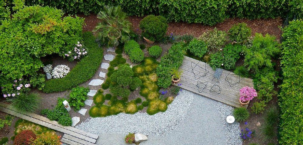 Gartengestaltung 25 Moderne Ideen Bilder Beispiele Kosten 13