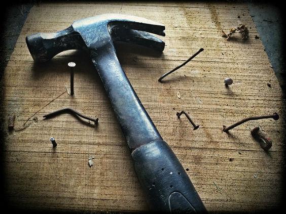 hammer nagel tt 564