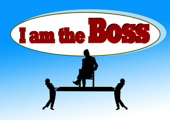 i am the boss jj 564
