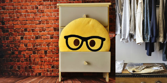 kleiderschrank smiley m 564