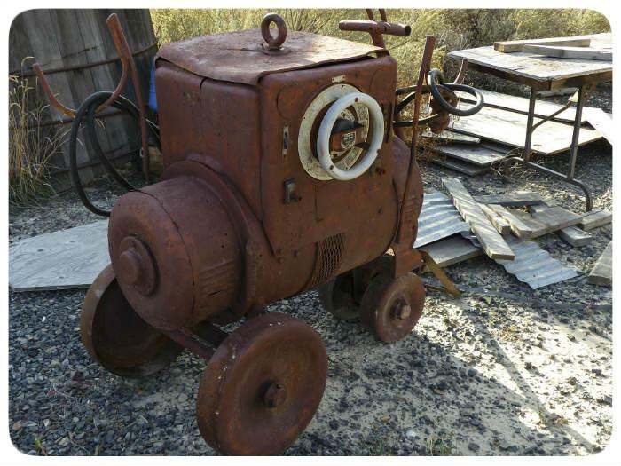 kompressor oldtimer