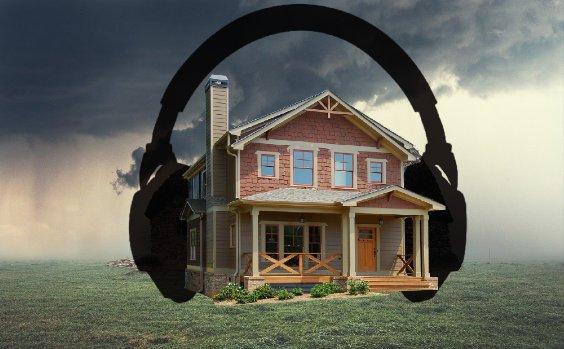 Schallschutz Haus