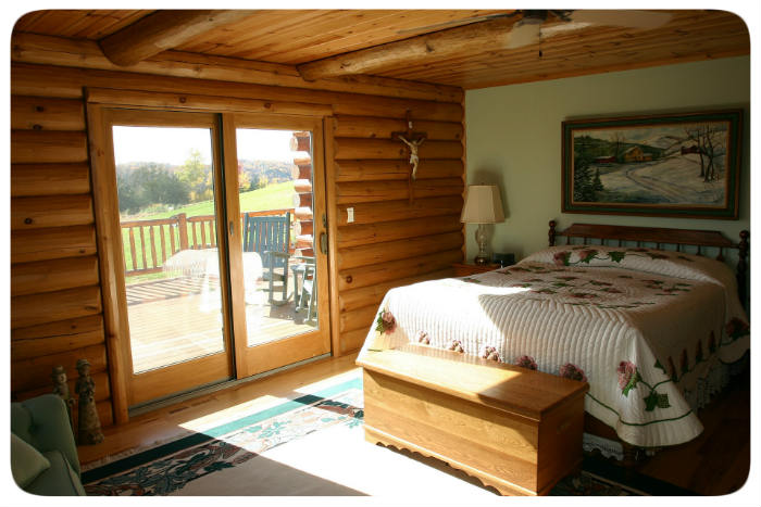 Schlafzimmer Holz 700