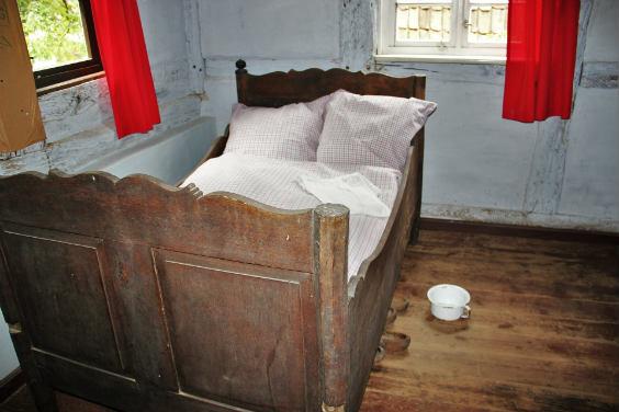 Schlafzimmer Old 564
