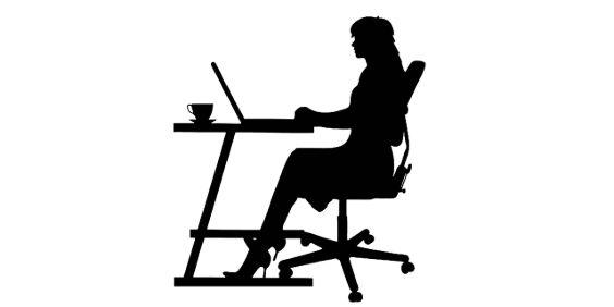 silhouette stuhl buero 564