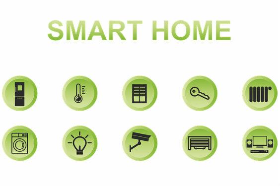smart home gruen z 564