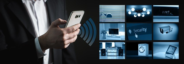 smart home sicherheit app