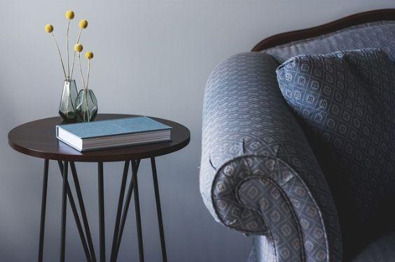 sofa ecke blaugru stil 564