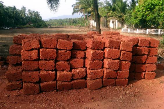 steine rot 564