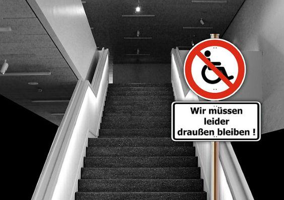 treppe kein rollstuhl k3 564