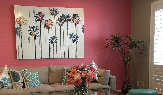 Wie Sie Ihre Wand Wie Vom Maler Streichen Auch Mit Streifen