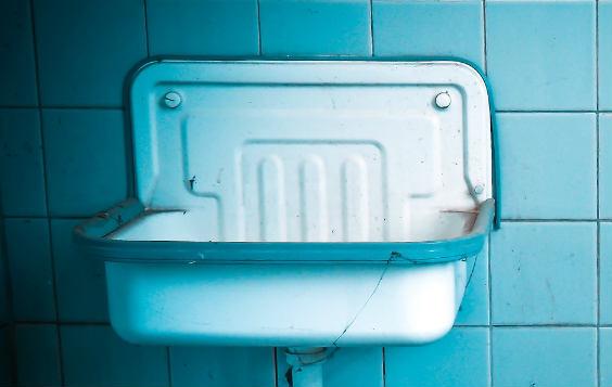 waschbecken defekt 564