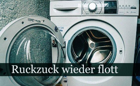Waschmaschine selber reparieren
