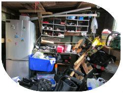 Besser nicht: Chaos-Werkstatt
