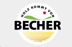 Becher-Holz
