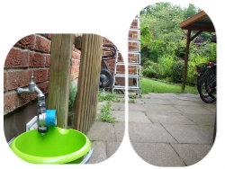 Hochdruckreiniger sind für Garten und Freizeit geeignet