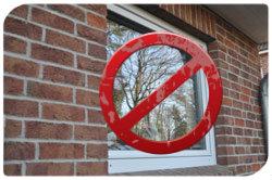 Fenstersicherung muss nicht teuer sein